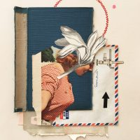 #collage #collageart #collageforsale #rhed #rhedfawell #embroidery